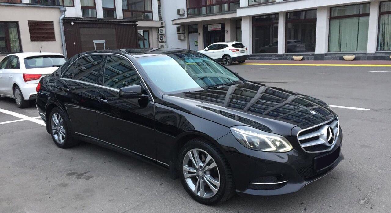 Mercedes E-сlass 2016
