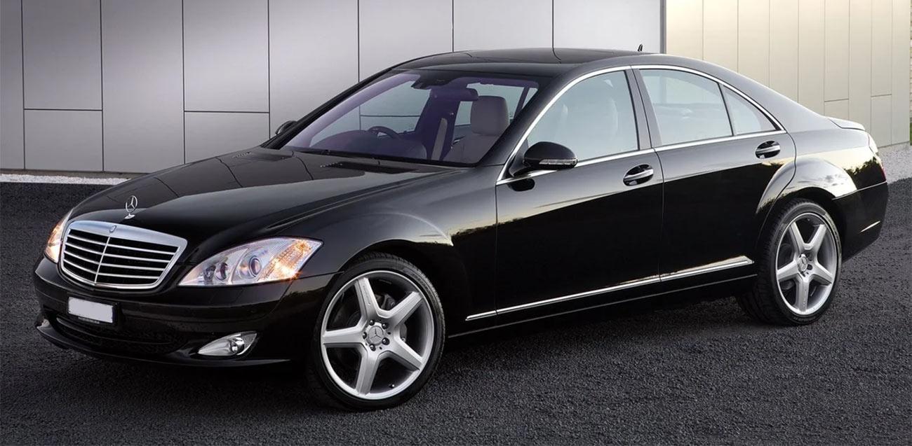 Mercedes W221 Long от 30 рублей