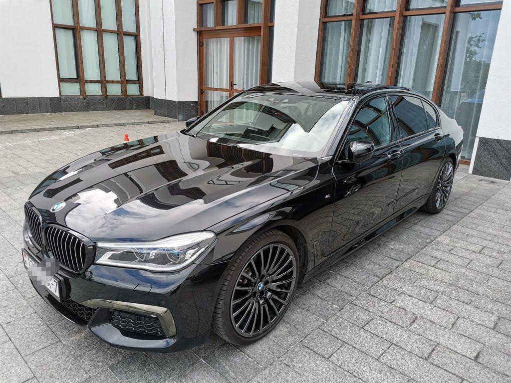 BMW 7 G12