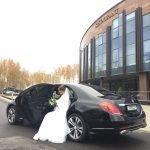 Мерседес для невесты