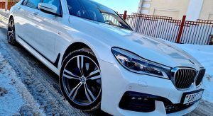 Car BMW 7 G12 Long M-Paket