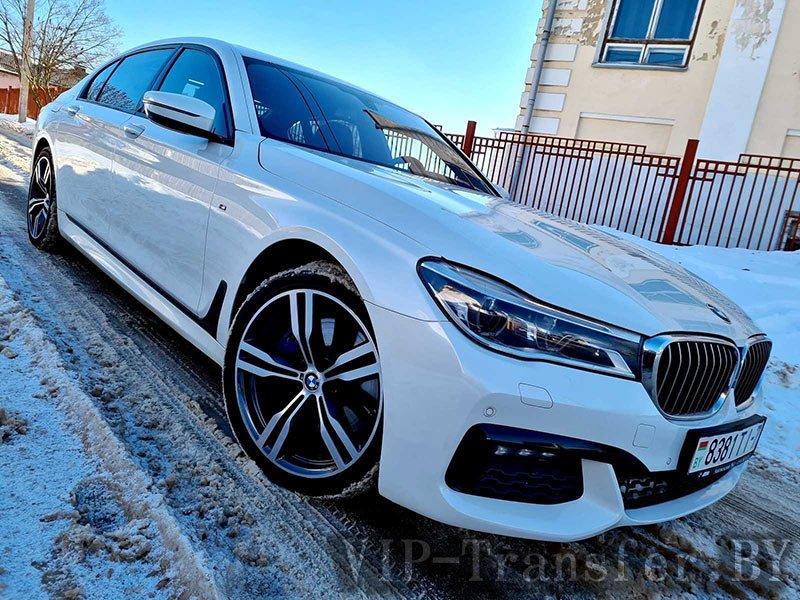 BMW 7 G12 Long M-Paket