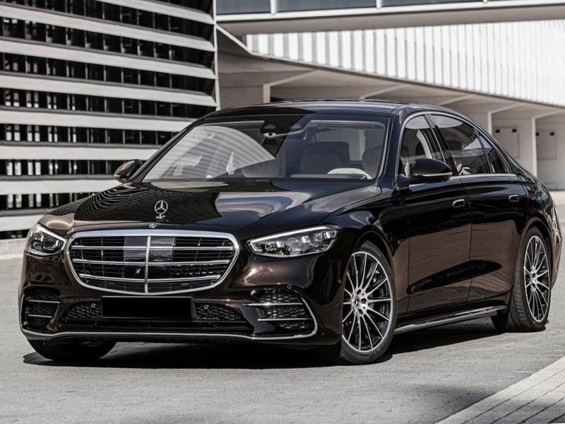 Аренда Mercedes-Benz W223
